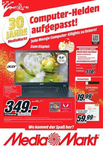 Media Markt Werbeflugblatt (bis einschl. 07-04)