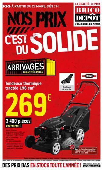 Brico Depot Catalogue Toutes Les Promotions Dans Les Nouveaux Brico Depot Catalogues
