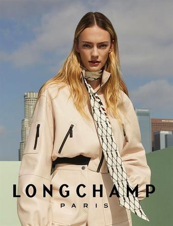 Longchamp catalogue publicitaire (valable jusqu'au 24-05)