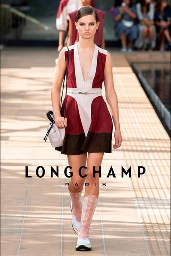 Longchamp catalogue publicitaire (valable jusqu'au 12-05)