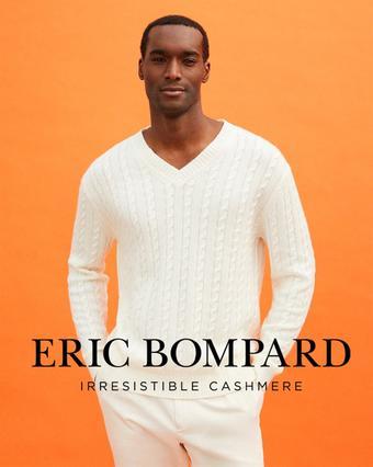 Eric Bompard catalogue publicitaire (valable jusqu'au 25-05)