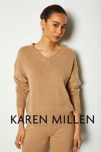 Karen Millen catalogue publicitaire (valable jusqu'au 25-05)
