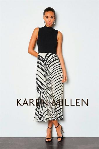 Karen Millen catalogue publicitaire (valable jusqu'au 07-05)