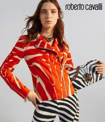 Roberto Cavalli catalogue publicitaire (valable jusqu'au 26-05)