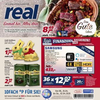 real reclame folder (geldig t/m 04-04)