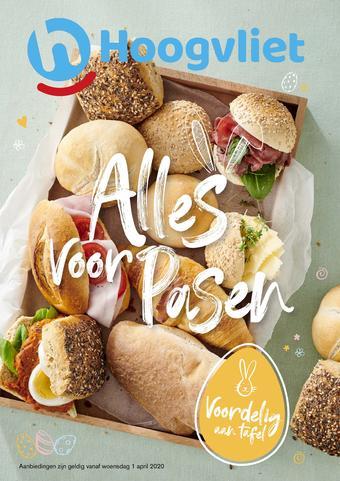 Hoogvliet reclame folder (geldig t/m 31-05)