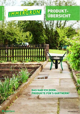 Lagerhaus Werbeflugblatt (bis einschl. 30-03)