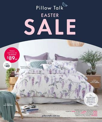 Pillow Talk catalogue (valid until 19-04)
