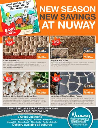 Nuway catalogue (valid until 30-04)