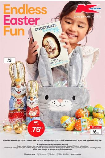 Kmart catalogue (valid until 11-04)