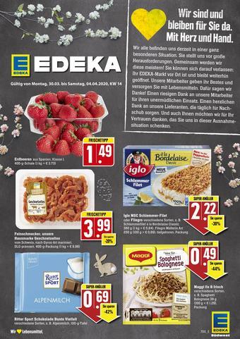 Edeka Prospekt (bis einschl. 04-04)