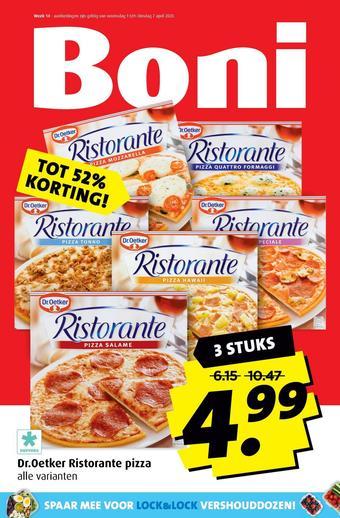Boni reclame folder (geldig t/m 07-04)