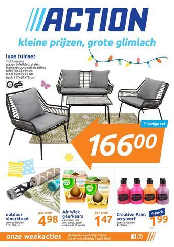 Action Werbeflugblatt (bis einschl. 07-04)