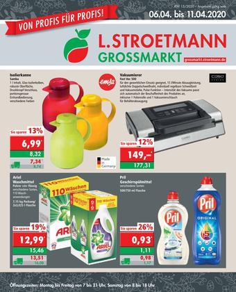 L. STROETMANN GROSSMARKT Prospekt (bis einschl. 11-04)