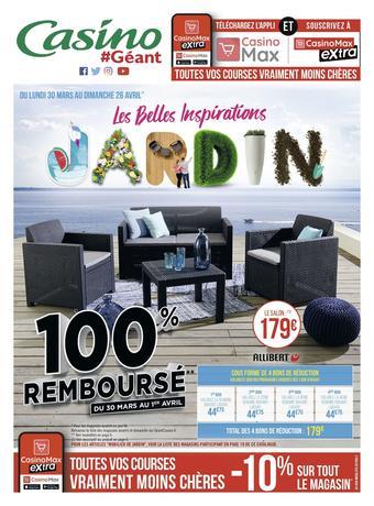 Géant Casino catalogue publicitaire (valable jusqu'au 26-04)