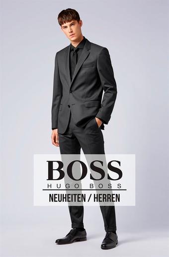 Hugo Boss Werbeflugblatt (bis einschl. 28-05)