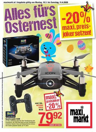 Maximarkt Werbeflugblatt (bis einschl. 11-04)