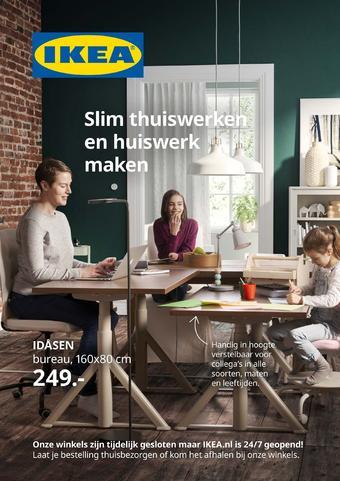 IKEA reclame folder (geldig t/m 18-04)