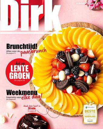 Dirk reclame folder (geldig t/m 30-04)