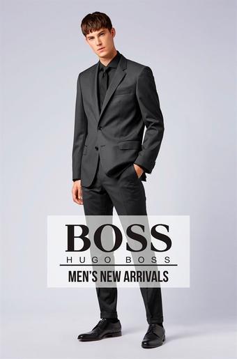 Hugo Boss folheto promocional (válido de 10 ate 17 28-07)