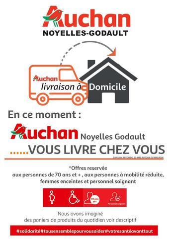 Auchan Drive catalogue publicitaire (valable jusqu'au 05-04)