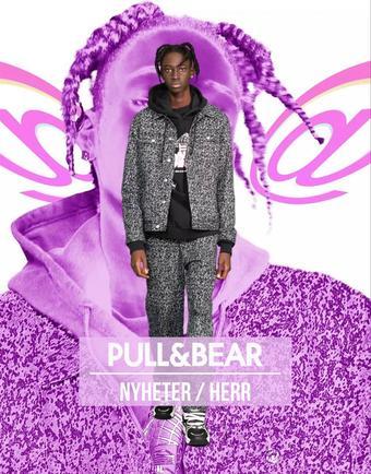 Pull&Bear reclame folder (geldig t/m 29-05)