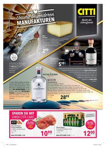 CITTI Markt Prospekt (bis einschl. 07-04)