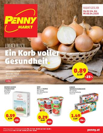 PENNY Werbeflugblatt (bis einschl. 08-04)