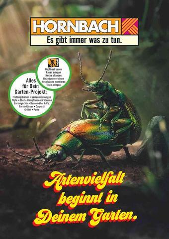 Hornbach Werbeflugblatt (bis einschl. 25-04)