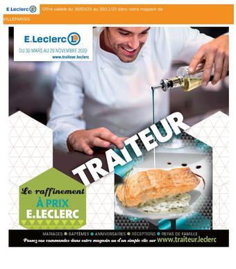 E.Leclerc catalogue publicitaire (valable jusqu'au 30-11)