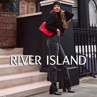River Island reclame folder (geldig t/m 15-06)
