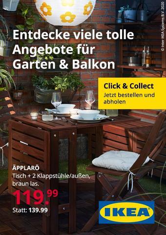 IKEA Prospekt (bis einschl. 30-04)