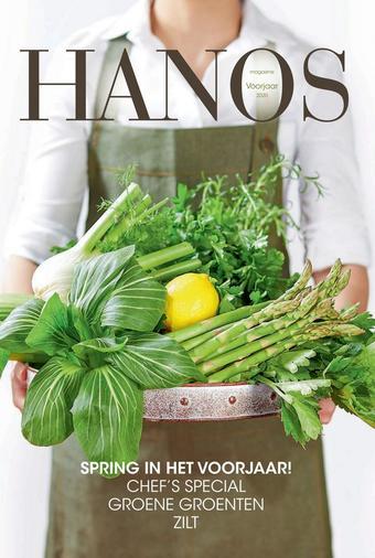 HANOS reclame folder (geldig t/m 26-04)