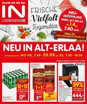 Interspar Werbeflugblatt (bis einschl. 08-04)