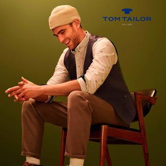 Tom Tailor Werbeflugblatt (bis einschl. 30-04)