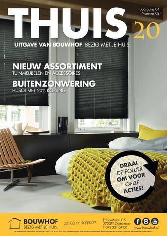 Bouwhof reclame folder (geldig t/m 30-04)