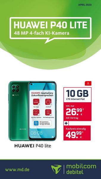 mobilcom-debitel Prospekt (bis einschl. 30-04)
