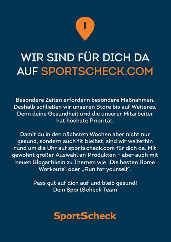 Sportscheck Prospekt (bis einschl. 30-04)