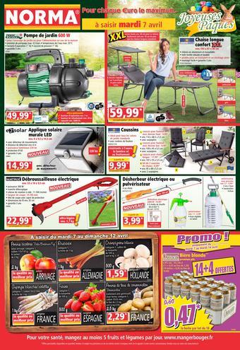 Norma catalogue publicitaire (valable jusqu'au 14-04)