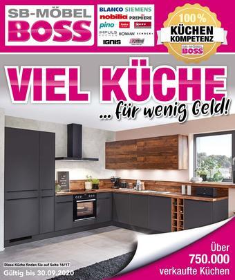 Möbel Boss Prospekt (bis einschl. 30-09)