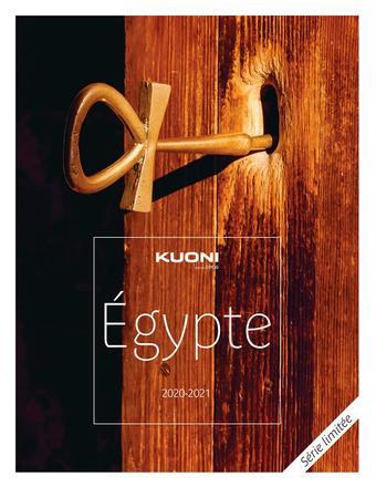 Kuoni catalogue publicitaire (valable jusqu'au 31-03)