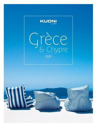 Kuoni catalogue publicitaire (valable jusqu'au 30-11)