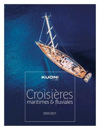 Kuoni catalogue publicitaire (valable jusqu'au 23-03)