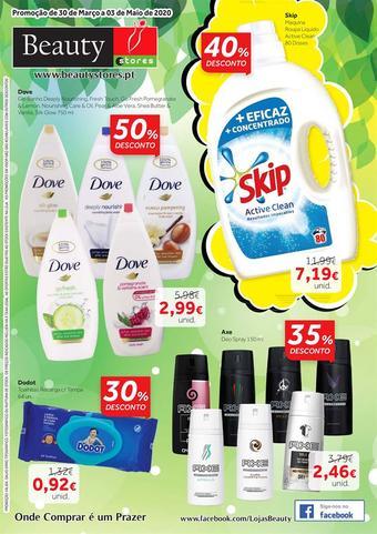 Beauty folheto promocional (válido de 10 ate 17 03-05)