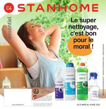 Stanhome catalogue publicitaire (valable jusqu'au 19-04)