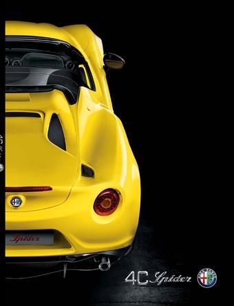 Alfa Romeo catalogue publicitaire (valable jusqu'au 31-12)