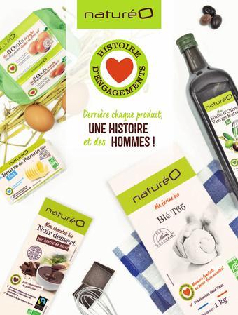 naturéO catalogue publicitaire (valable jusqu'au 05-04)