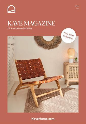 KaveHome catalogue publicitaire (valable jusqu'au 31-07)