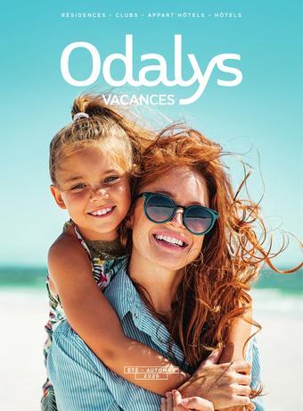 Odalys Vacances catalogue publicitaire (valable jusqu'au 31-05)