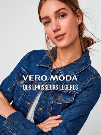 Vero Moda reclame folder (geldig t/m 31-05)